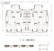新星家园二期0平方米户型图