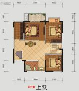 江南臻品4室3厅2卫157--188平方米户型图