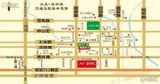 大正翡翠城交通图