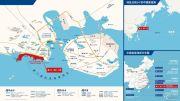 泰禾明�N厦门湾交通图