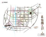 中国铁建西派府交通图