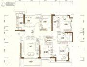 海伦堡・海伦春天3室2厅2卫0平方米户型图