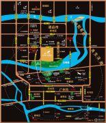 碧桂园山湖城交通图