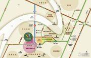 中昂锦绣交通图