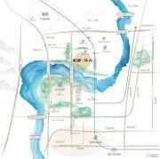 龙湖椿山交通图
