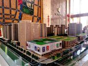 物华国际城沙盘图