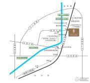 珠光山水诚品交通图