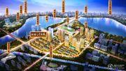 杭州龙湖江与城交通图