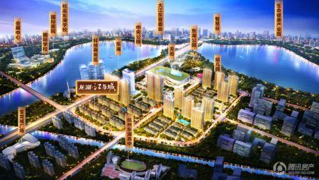 杭州龙湖江与城