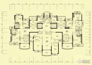 恒大翡翠华庭0室0厅0卫0平方米户型图