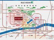 奥园合创新城交通图