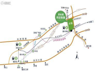 碧桂园南站新城