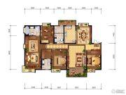 紫薇永和坊4室0厅0卫247平方米户型图