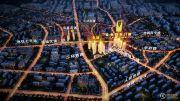 金泰国际二期凯佩交通图