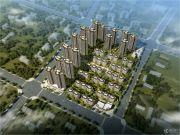 中国铁建花语城规划图