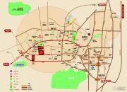 曲靖恒大绿洲交通图