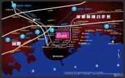 吉城花园金街+交通图