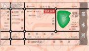 宝庆泰府交通图
