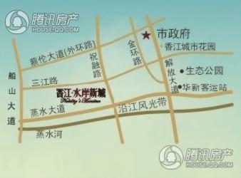 香江水岸新城5期