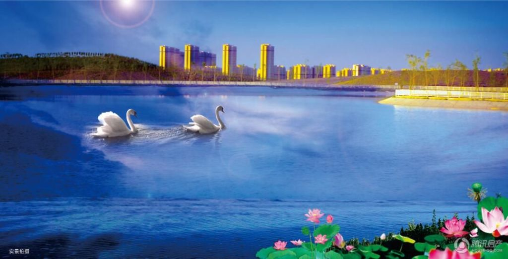 紫金城西湖御园效果图