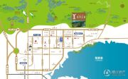 蓝湾庄园交通图