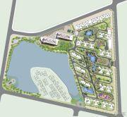 月亮湖颐景园规划图