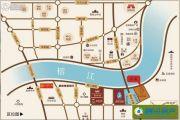 东方首府交通图