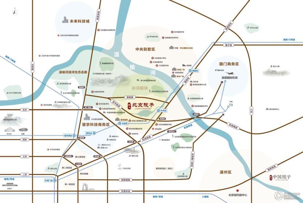 朝阳泰禾·北京院子二期新盘即将入市,价格待定