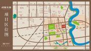 闰城花园交通图