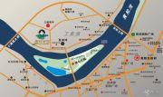 家旺朗月半岛交通图