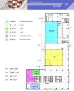 招商海运中心1室1厅1卫0平方米户型图