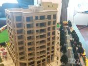 锦泰公寓沙盘图