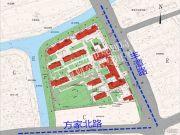 绿城建发沁园规划图