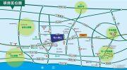 宏信依山郡3期交通图