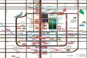 荣民时代广场交通图