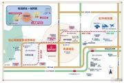 上海青浦万达茂交通图