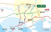 合生愉景湾交通图
