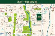 泽信青城交通图