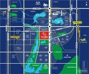 天府金融港交通图