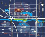 恒大御景湾交通图