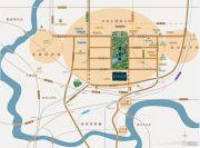金辉中央�著交通图