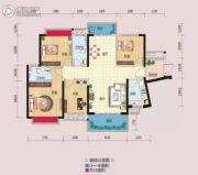 龙光阳光海岸4室2厅2卫0平方米户型图