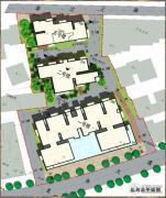 长阳福园住宅小区规划图