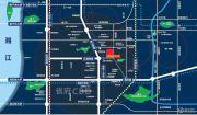 中国铁建18公馆交通图