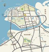 金融仕家交通图