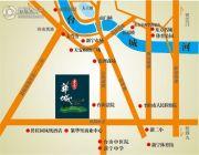东方华城交通图