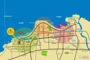 景园悦海湾交通图