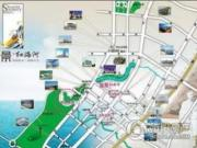 盛景公馆交通图
