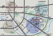 东亚・尚品台湖交通图