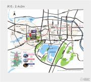 中海・熙岸华府规划图